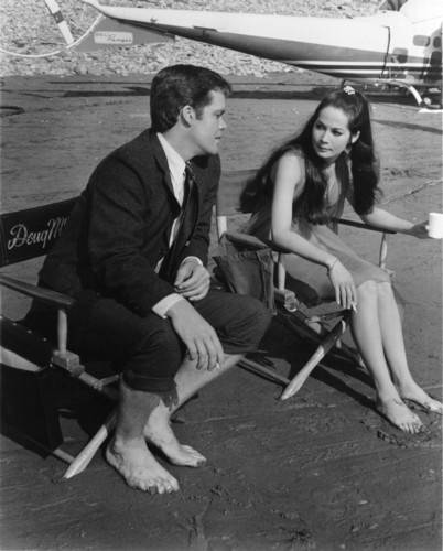 DOUG MCCLURE Y NANCY KWAN