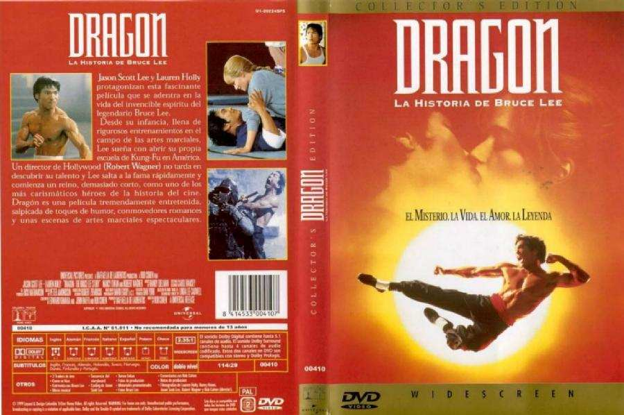 DRAGON. THE BRUCE LEE STORY