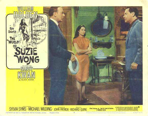 the world of suzie wong essay